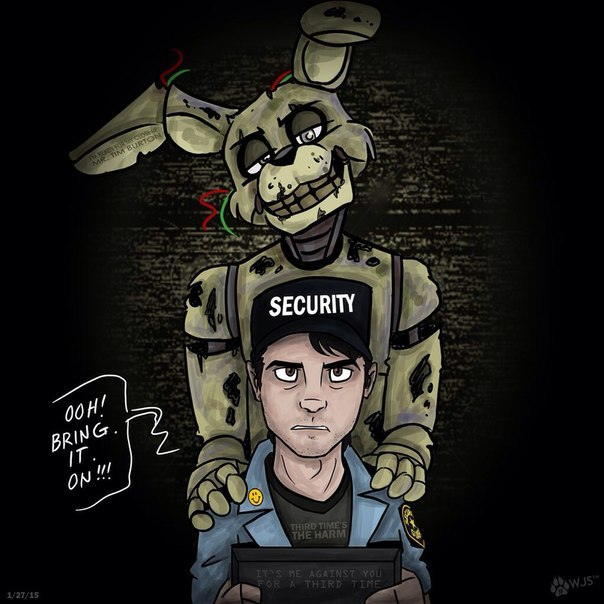Five nights at freddy's 3 game download.